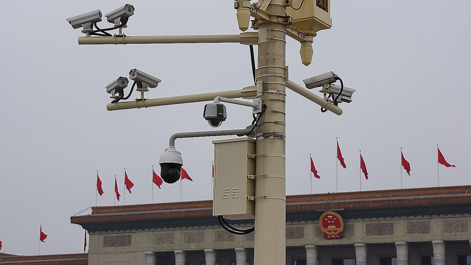 El gran germà de la Xina per controlar els ciutadans