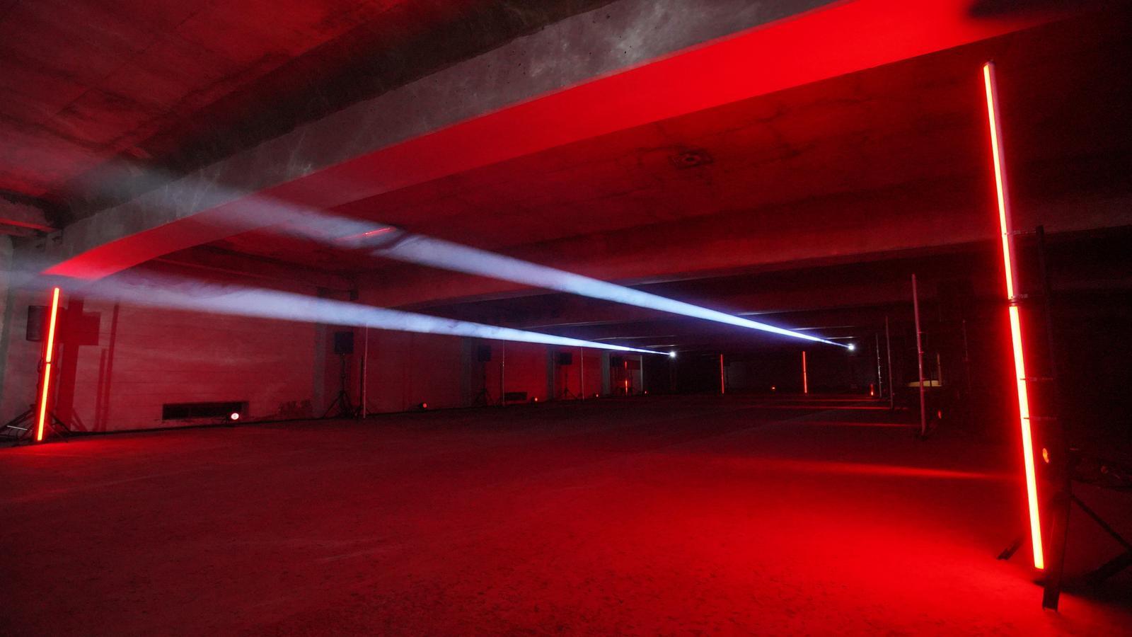 Es Baluard obriràrà la instal·lació 'Phasing Rain' el 30 de gener