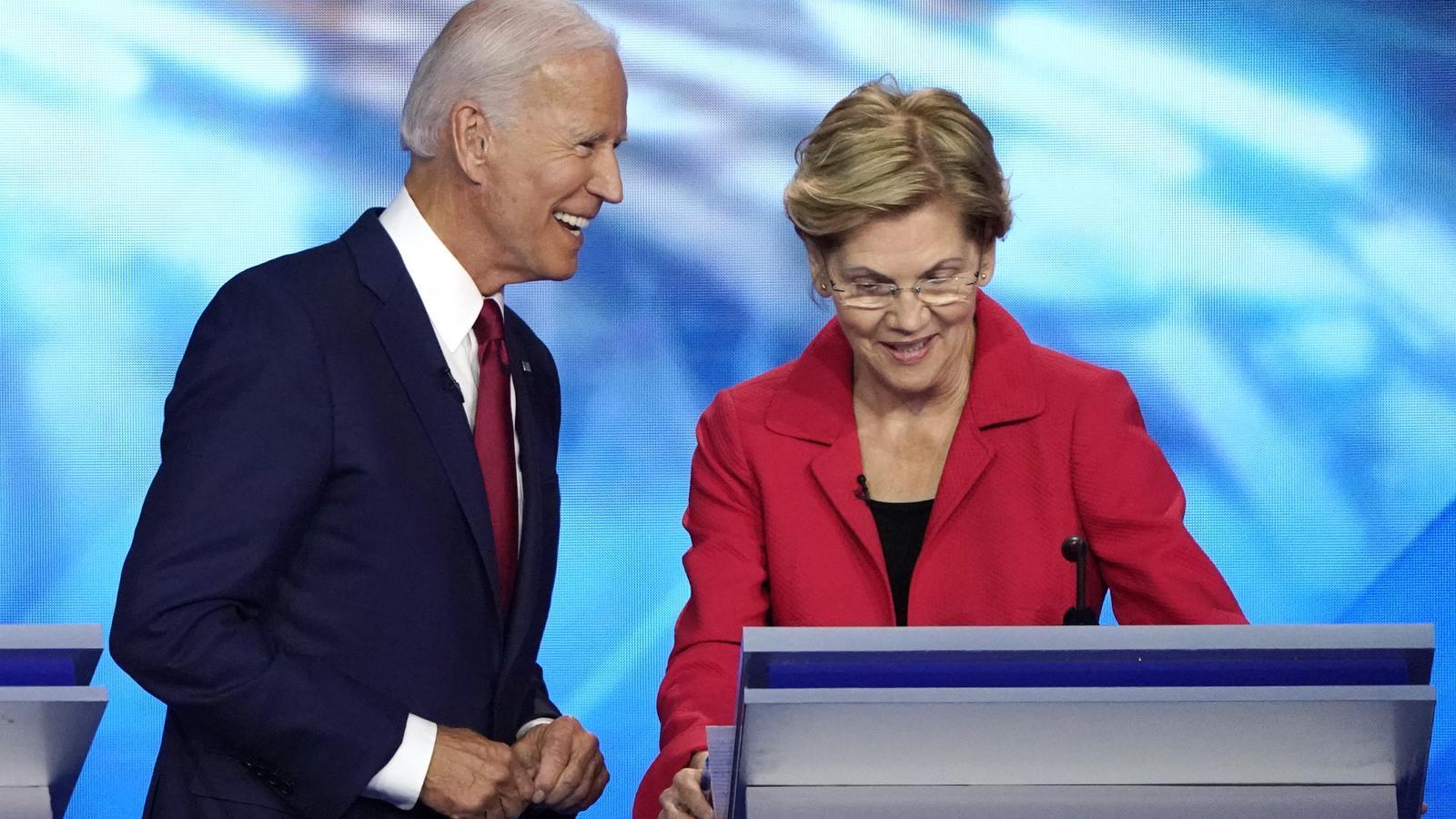 Les distraccions de Joe Biden