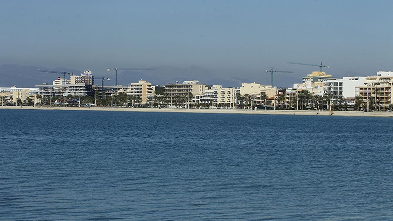 Hotels a la Platja de Palma