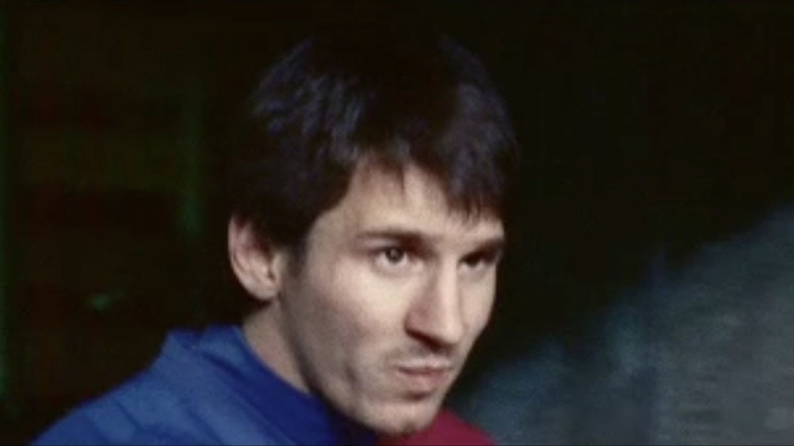 Espot de Damm de 2009: el tovalló de Messi