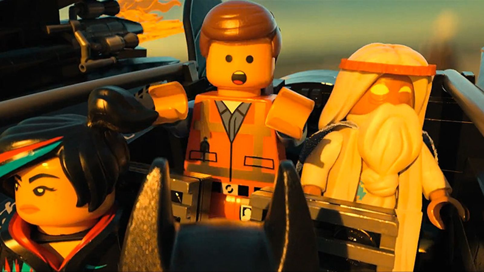 Tràiler de 'The Lego movie'