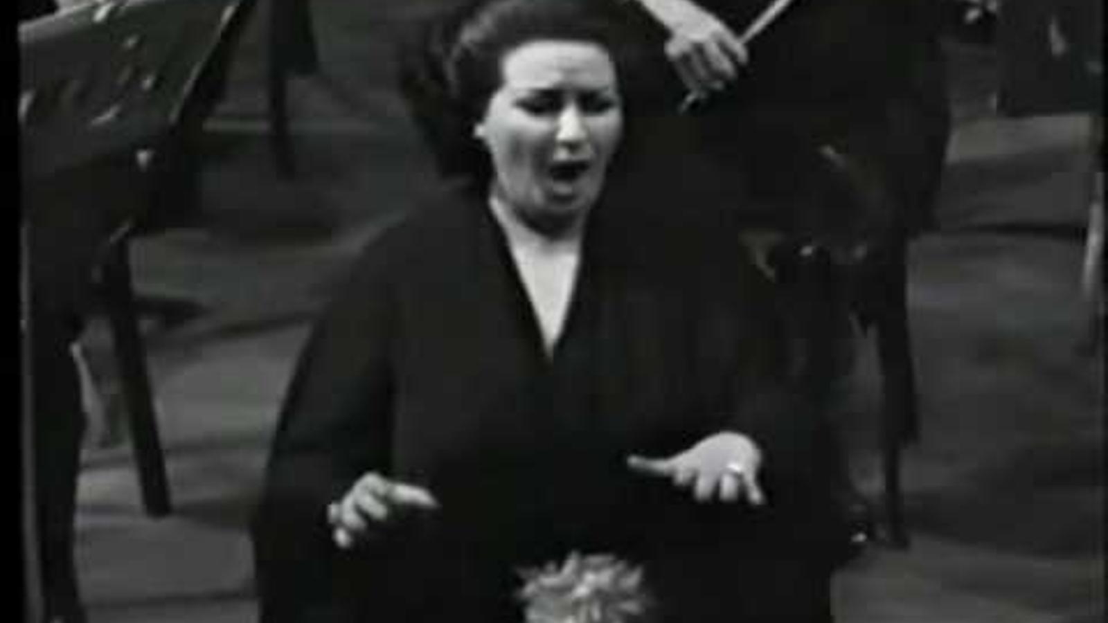 Mor la soprano Montserrat Caballé als 85 anys