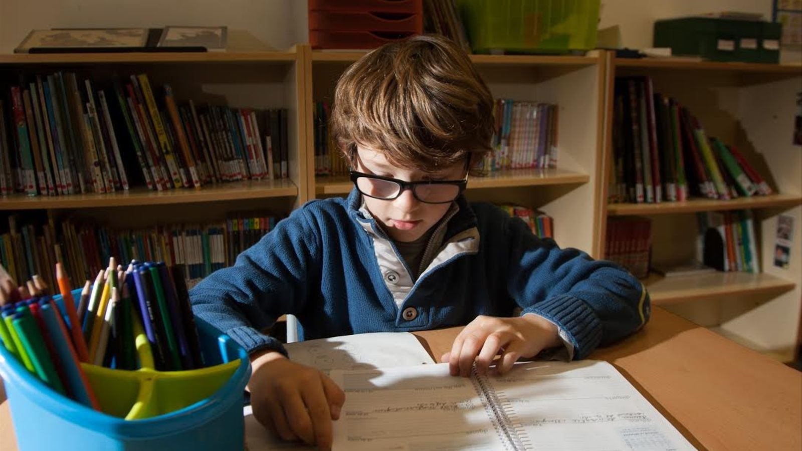 Extended school days for homework help