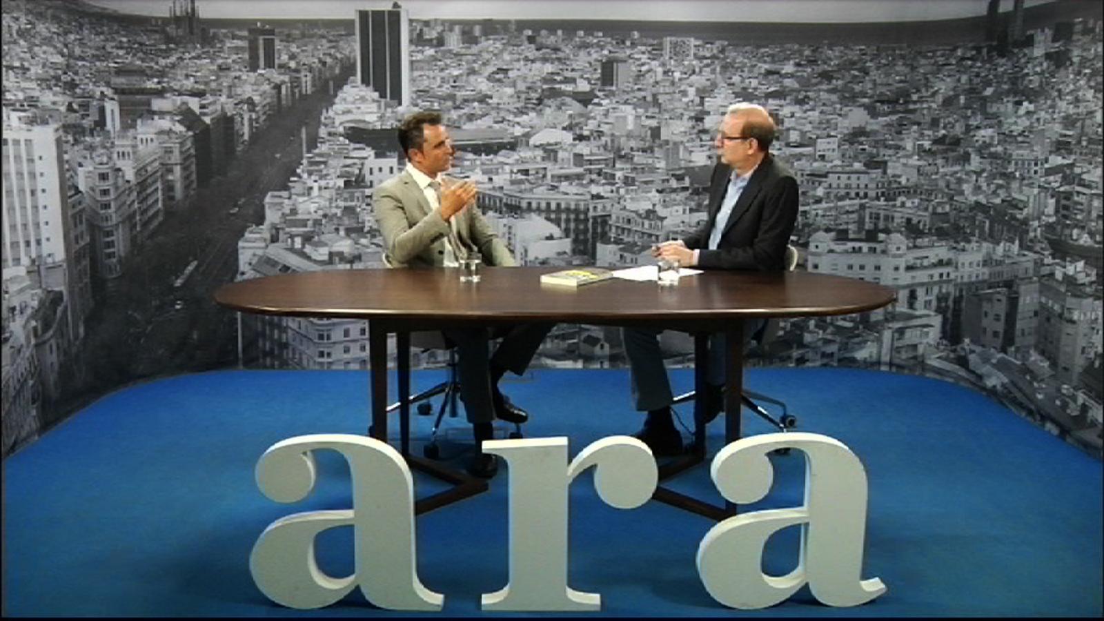 Entrevista d'Antoni Bassas a Hervé Falciani