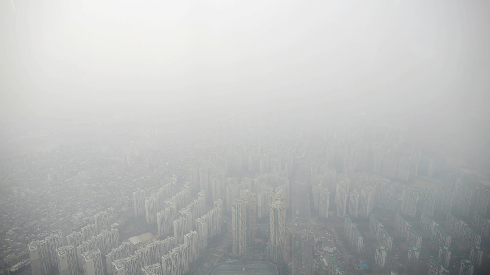 La contaminació de l'aire provoca cada any prop de 7 milions de morts al món