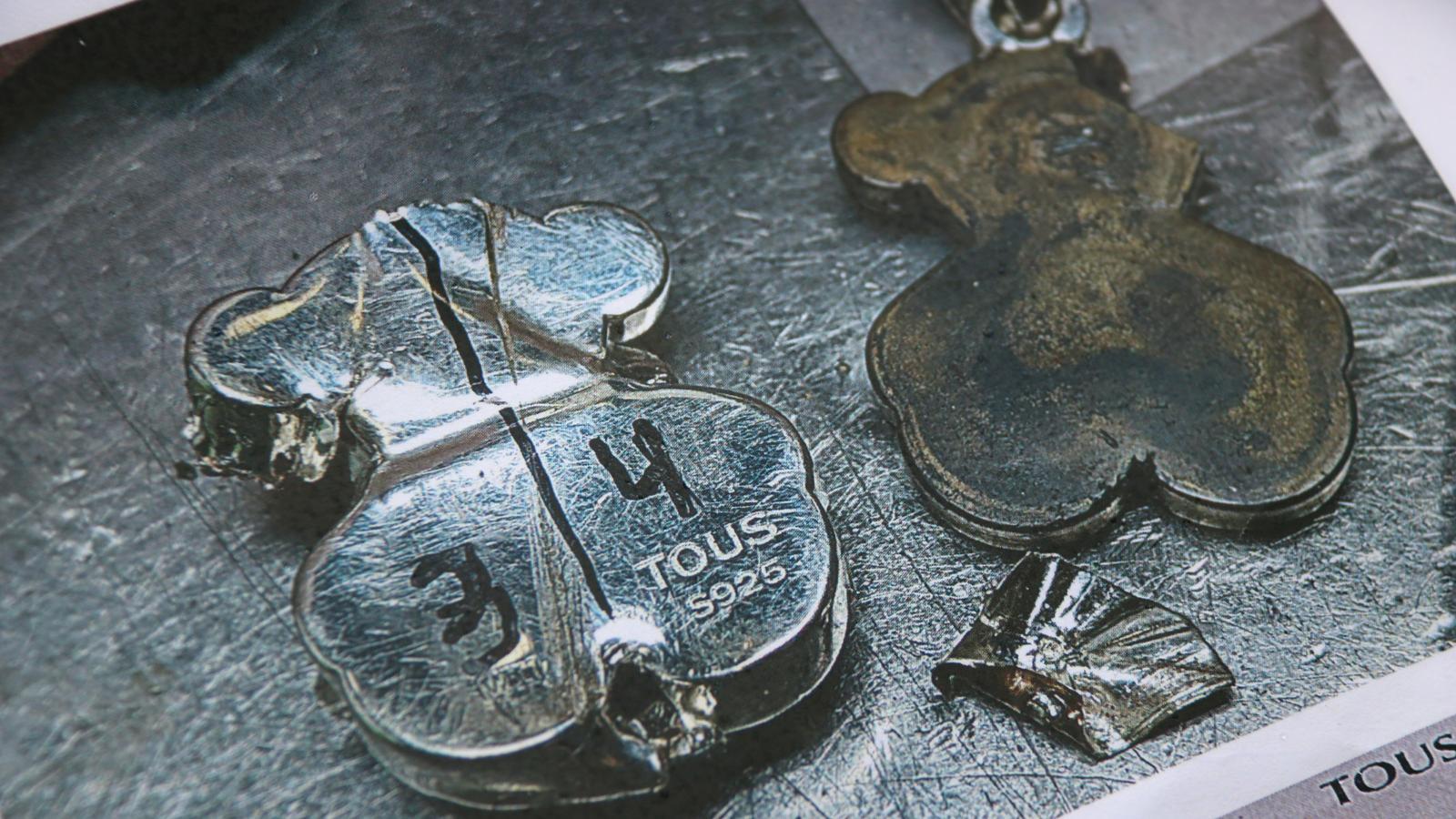 Tous defensa que les seves joies són totes d'or i plata