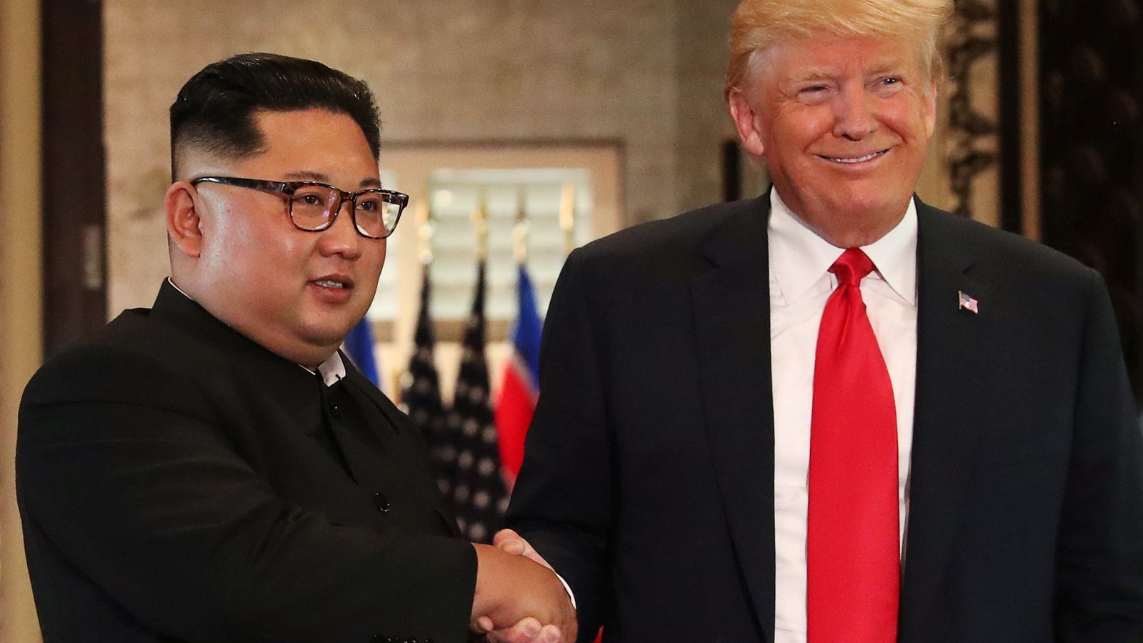 Trump diu que Kim ha promès destruir les bases de proves nuclears tot i que no s'ha posat per escrit