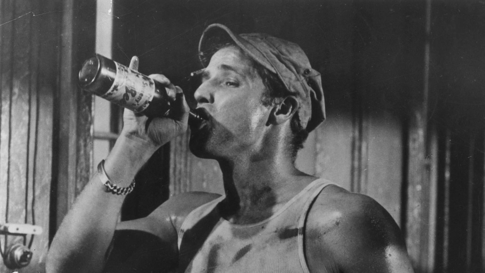 Marlon Brando a 'Un tranvía llamado deseo'