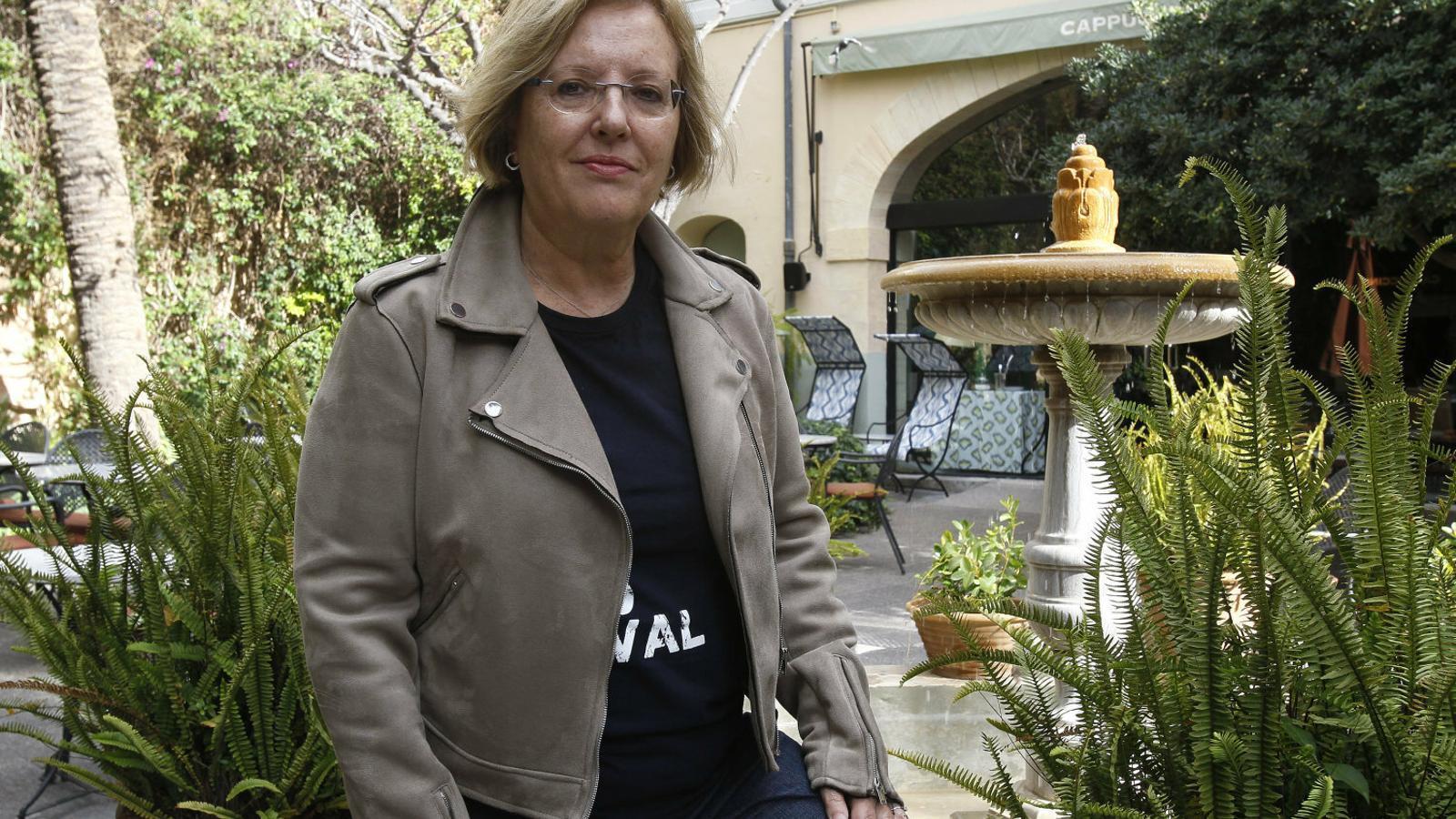 """Rosa Planas """"No només està en perill la pervivència del llibre, sinó del lector"""""""