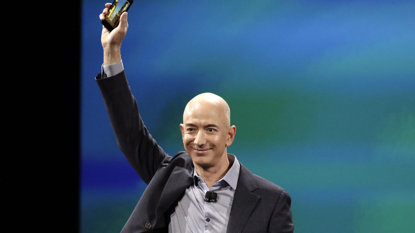 El valor d'Amazon a la borsa supera per primer cop el bilió de dòlars