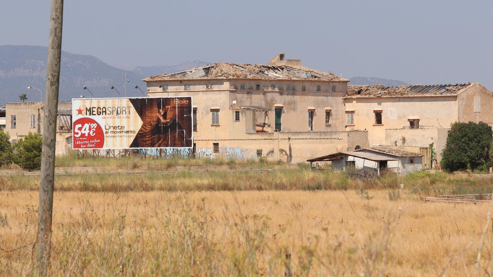 Cort sanciona a Cursach per desprotegir les cases de Son Cabrer