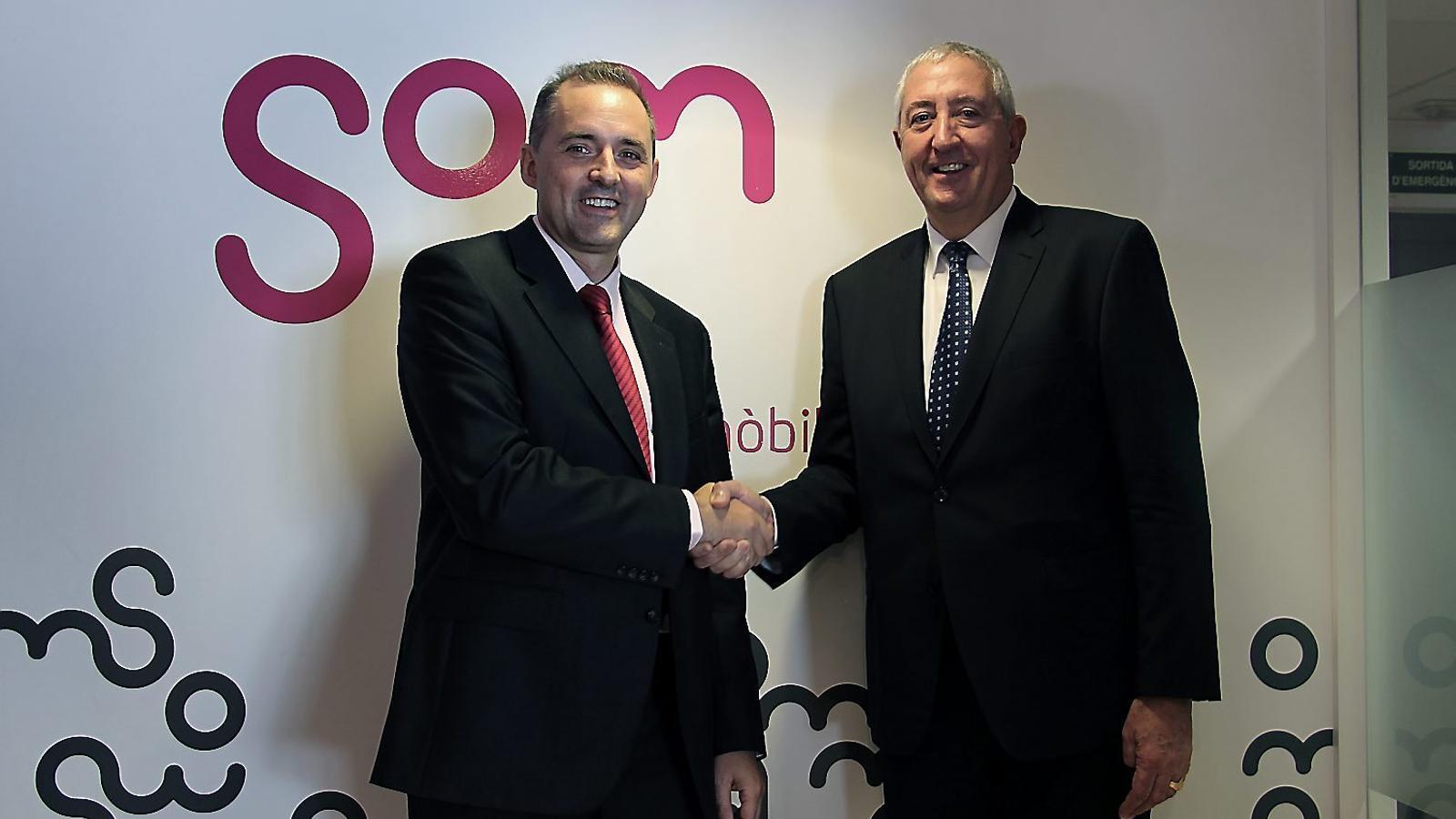 El Contact Center Espic,  la nova aposta d'Andorra Telecom