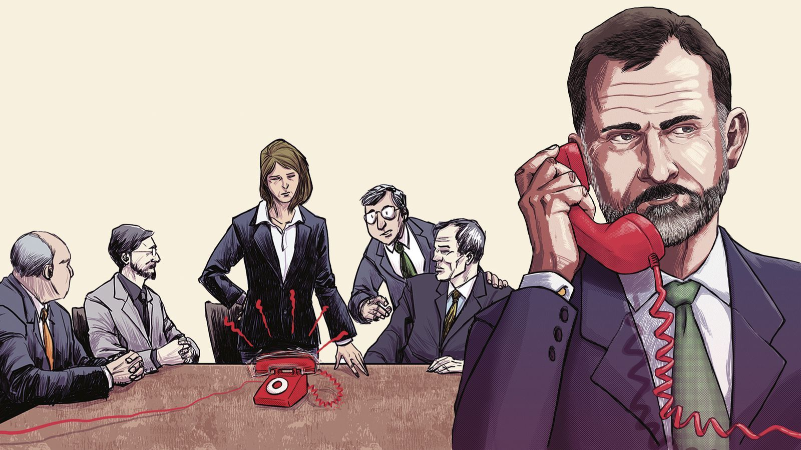 Así hizo el Estado la guerra económica contra Cataluña