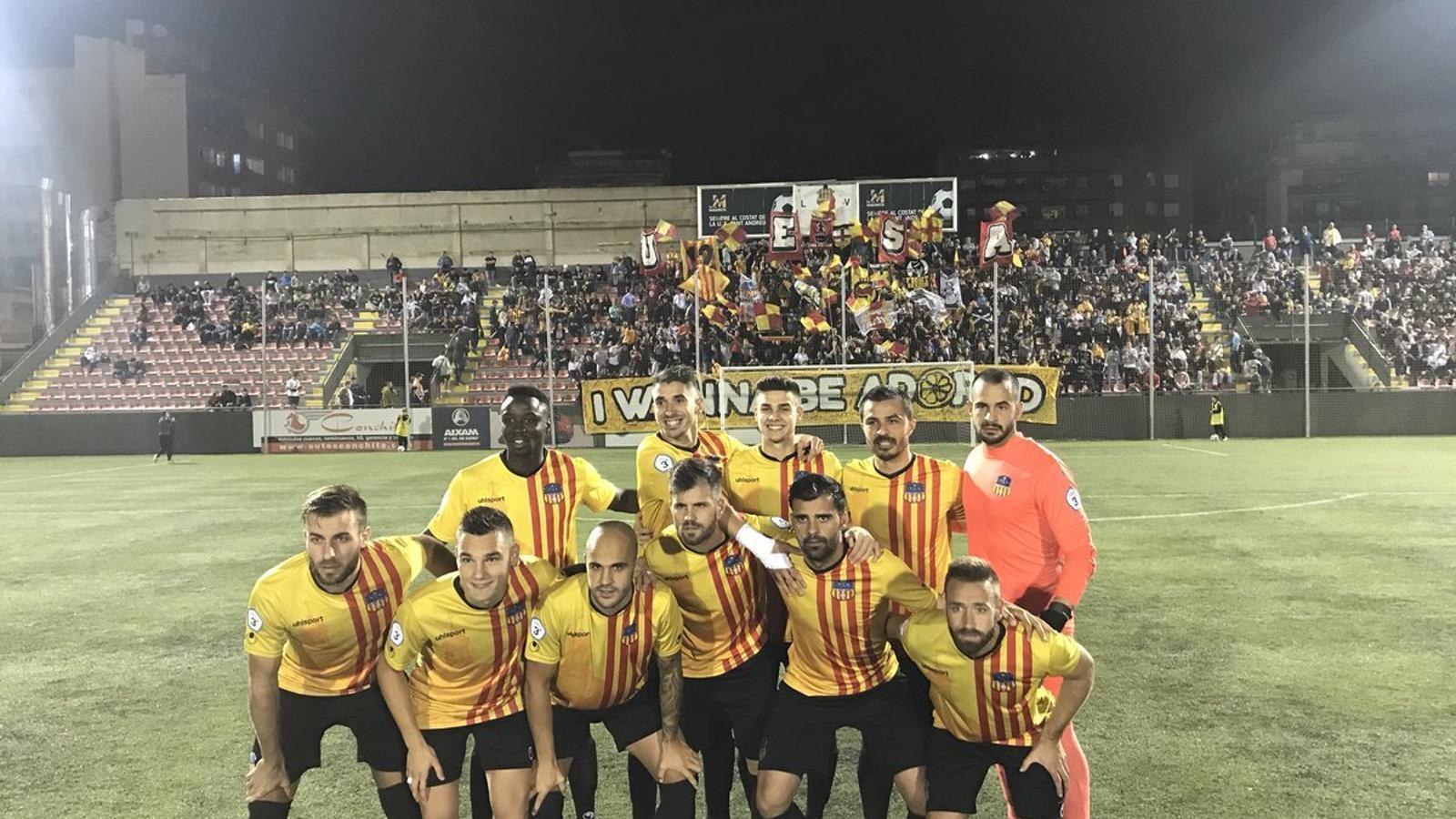 El Sant Andreu segueix a la Copa, mentre que el Lleida cau