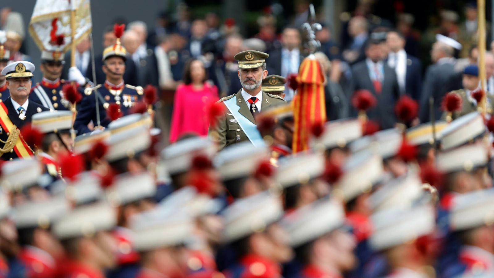 L'anàlisi d'Antoni Bassas: 'Sentència i desfilada militar, no'