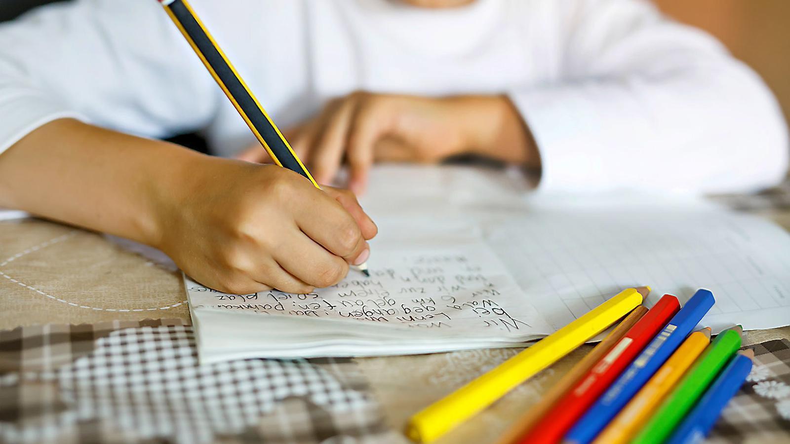 Aprendre a llegir i escriure:  una qüestió de silenci?