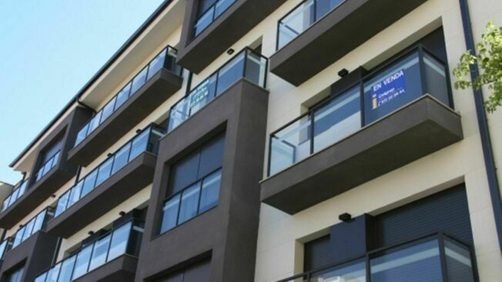 Les Illes lideren el creixement del preu de l'habitatge a l'Estat