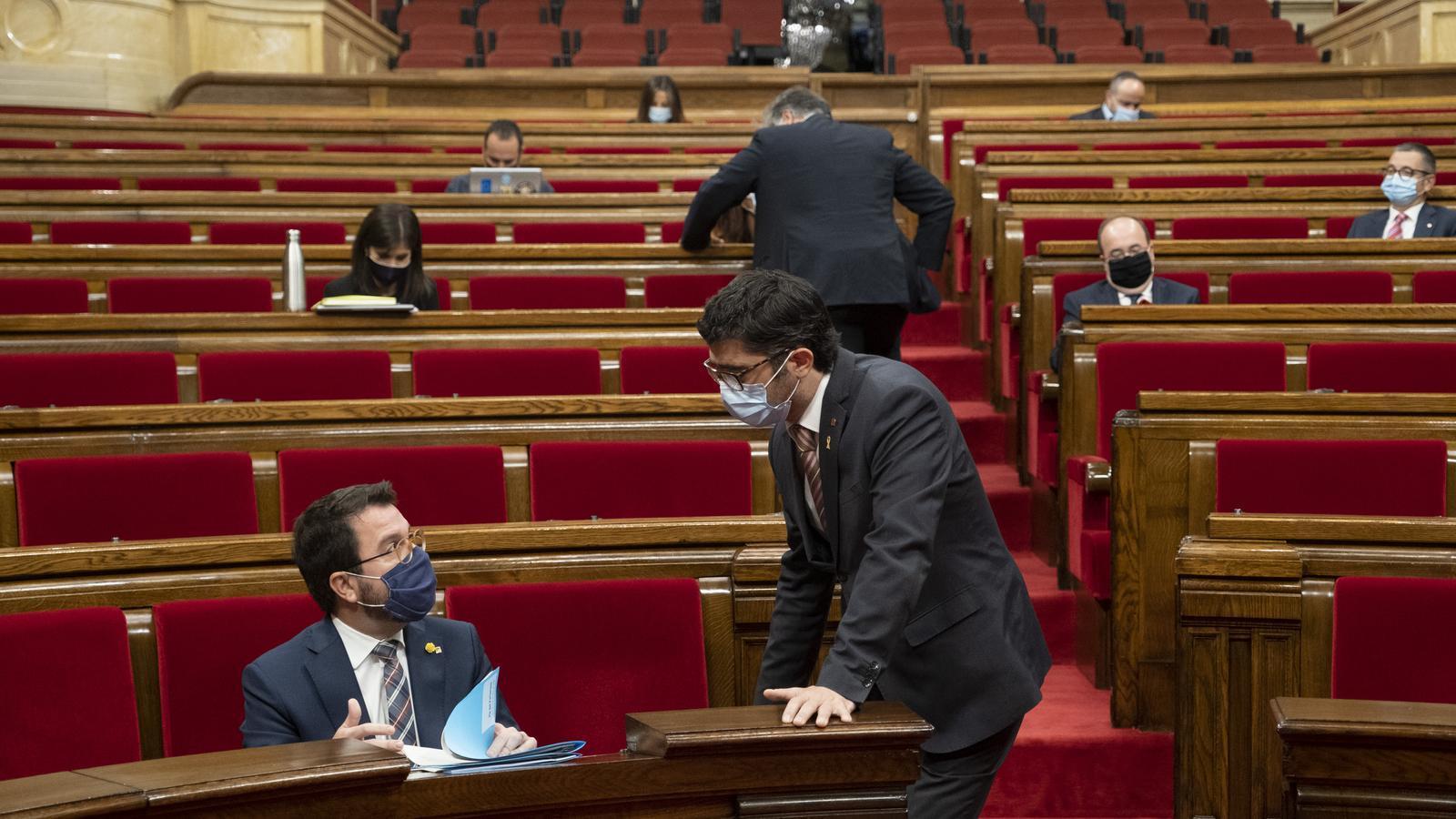 La Generalitat destinarà 100 milions a apujar el sou dels funcionaris