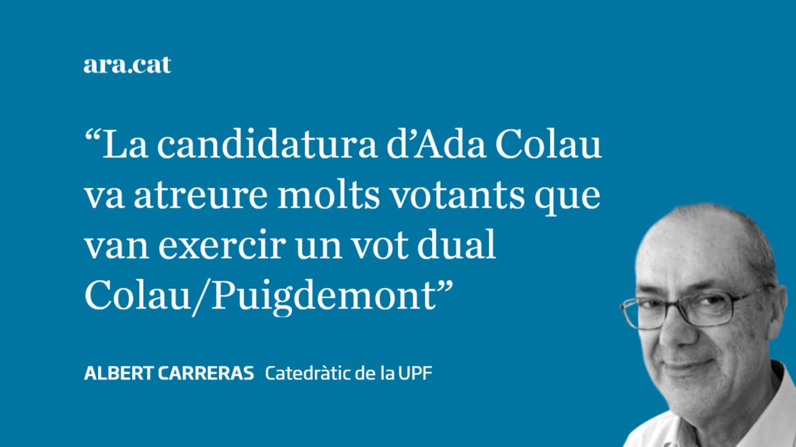 Vot dual a Barcelona