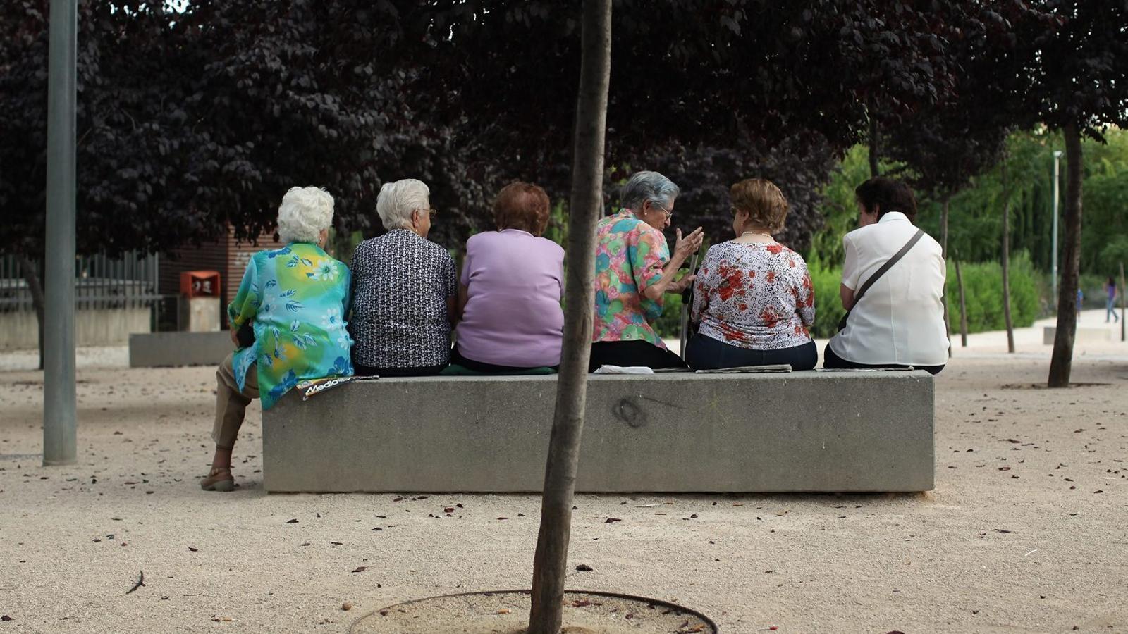 Els rendiments que genera la guardiola de les pensions han caigut un 21%, després del buidatge que n'ha fet l'Estat.