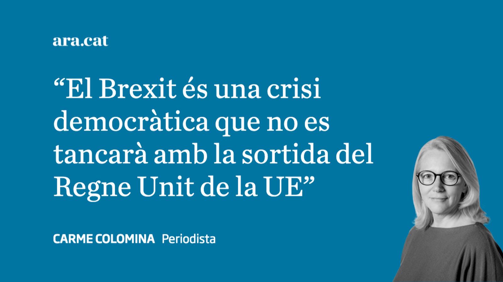 El desafiament europeu del Brexit