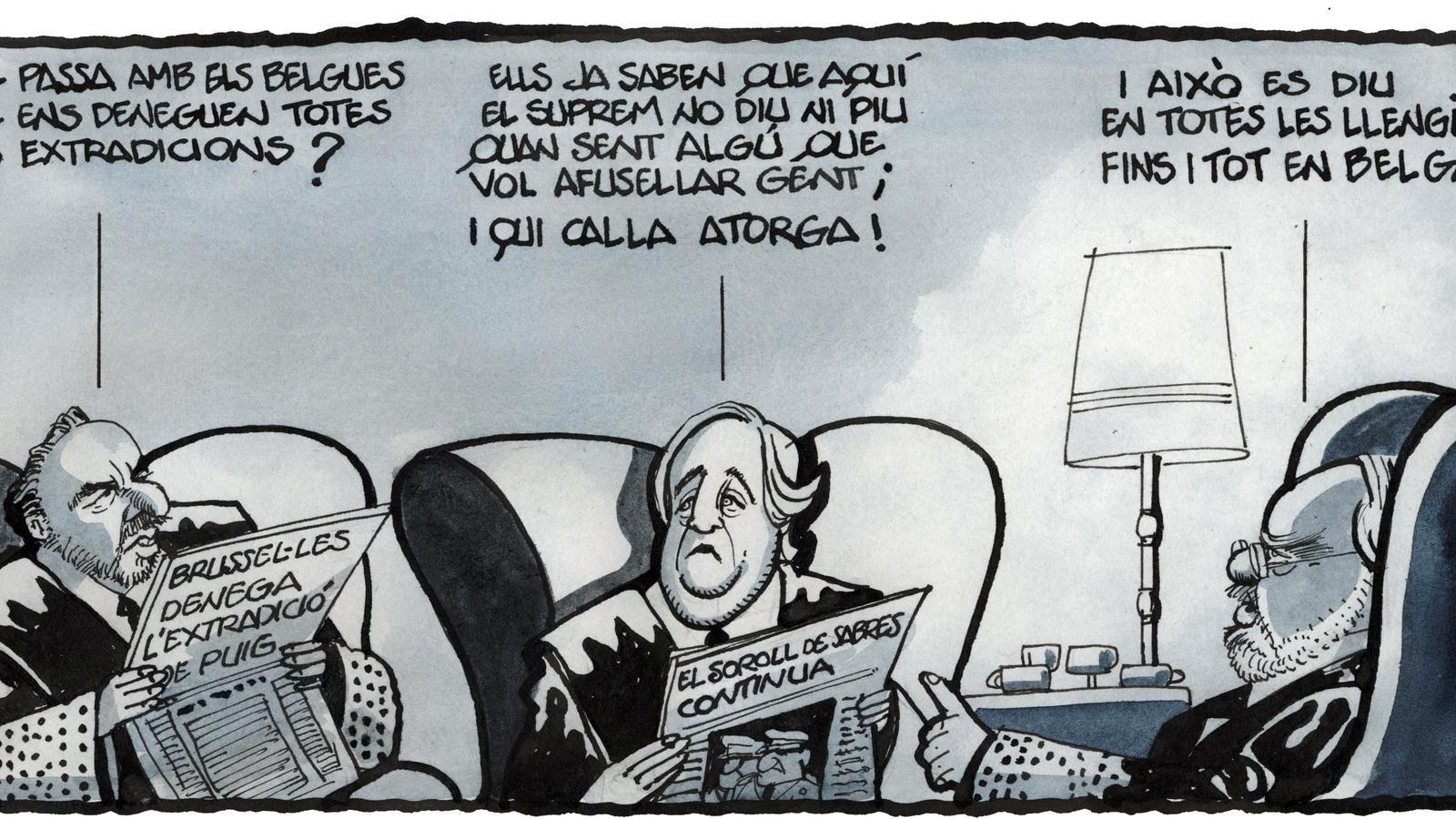 'A la contra', per Ferreres 10/01/2021