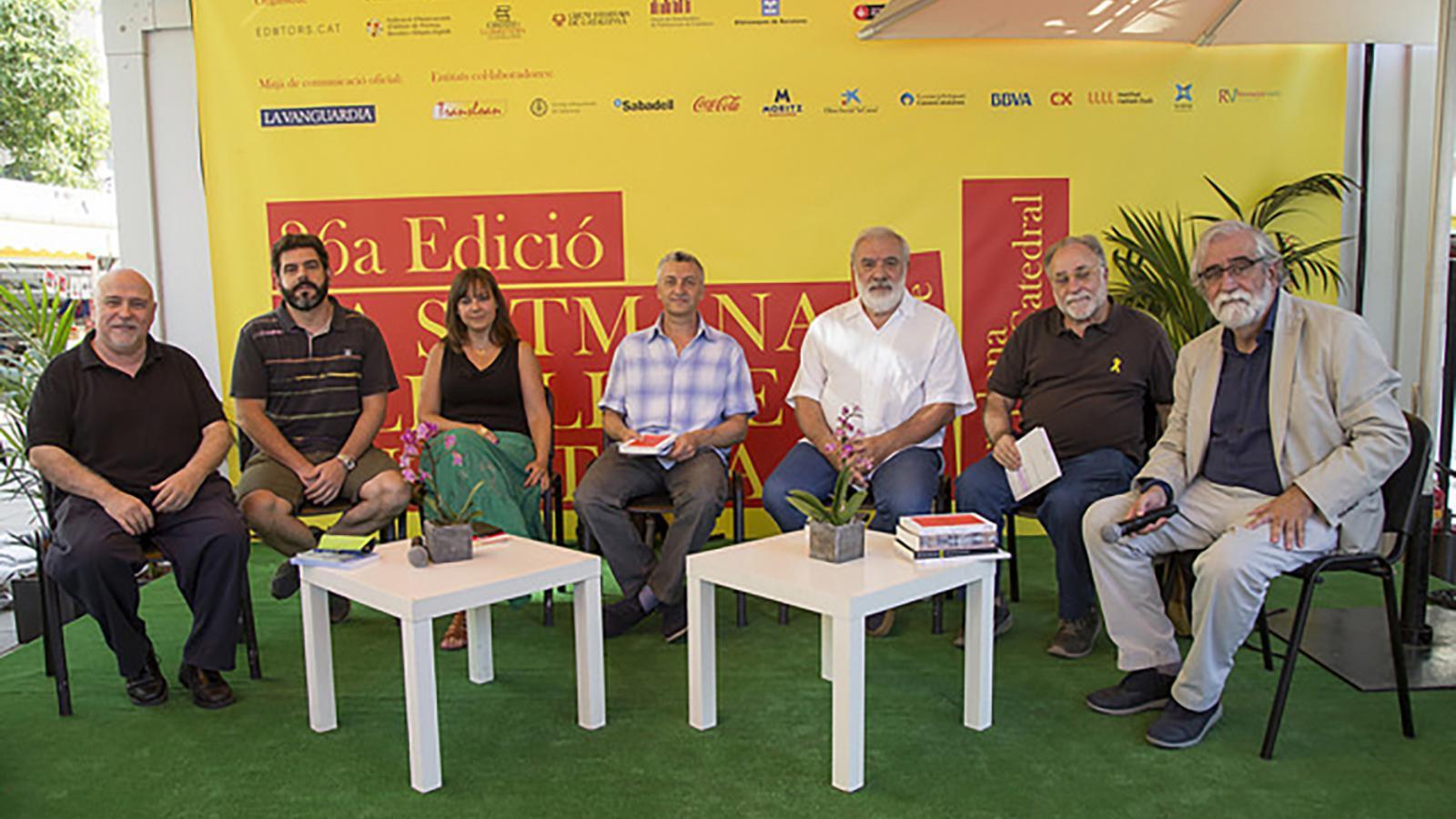 La participació en la Setmana del llibre en català. / SETMANA DEL LLIBRE EN CATALÀ