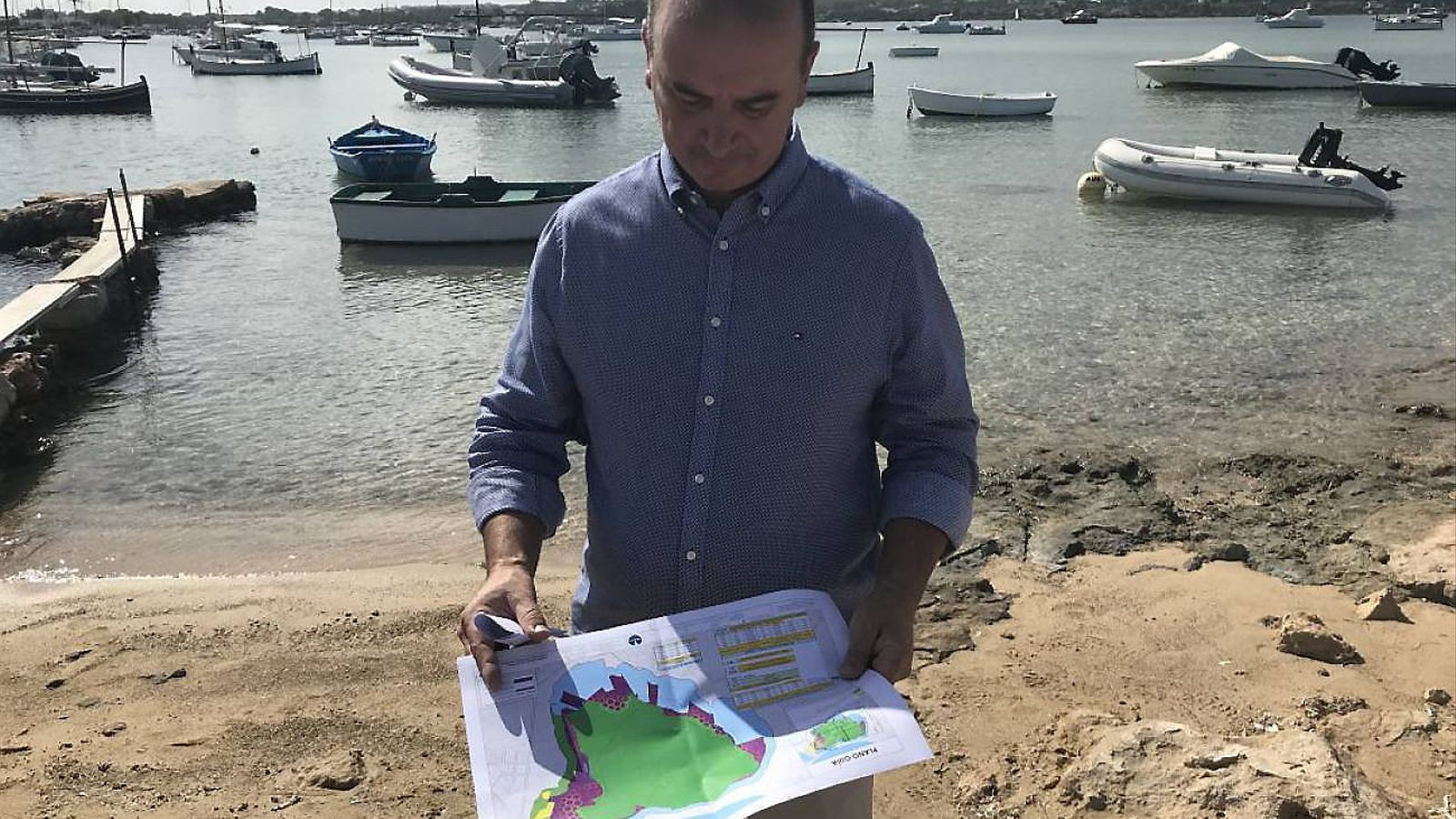 El president del Consell de Formentera, Jaume Ferrer.