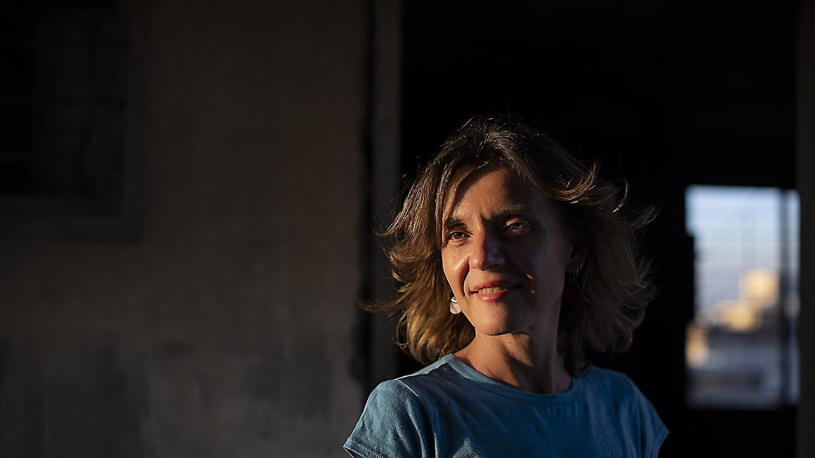 """Ethel Bonet: """"A Síria hi ha 3.000 yazidites esclaves sexuals del Daeix"""""""