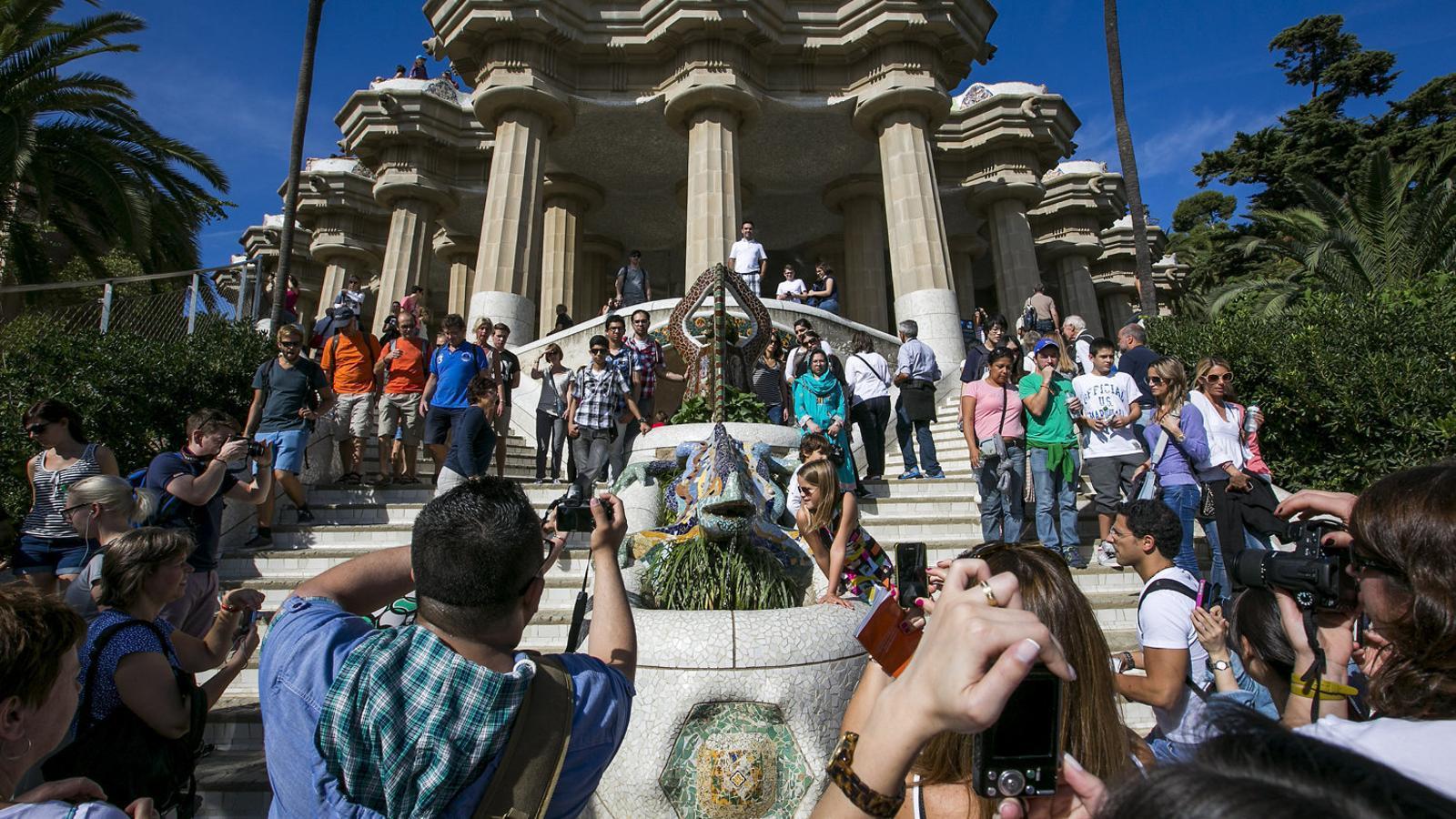 Turisme de Barcelona defensa que els aldarulls no afectaran l'ocupació hotelera