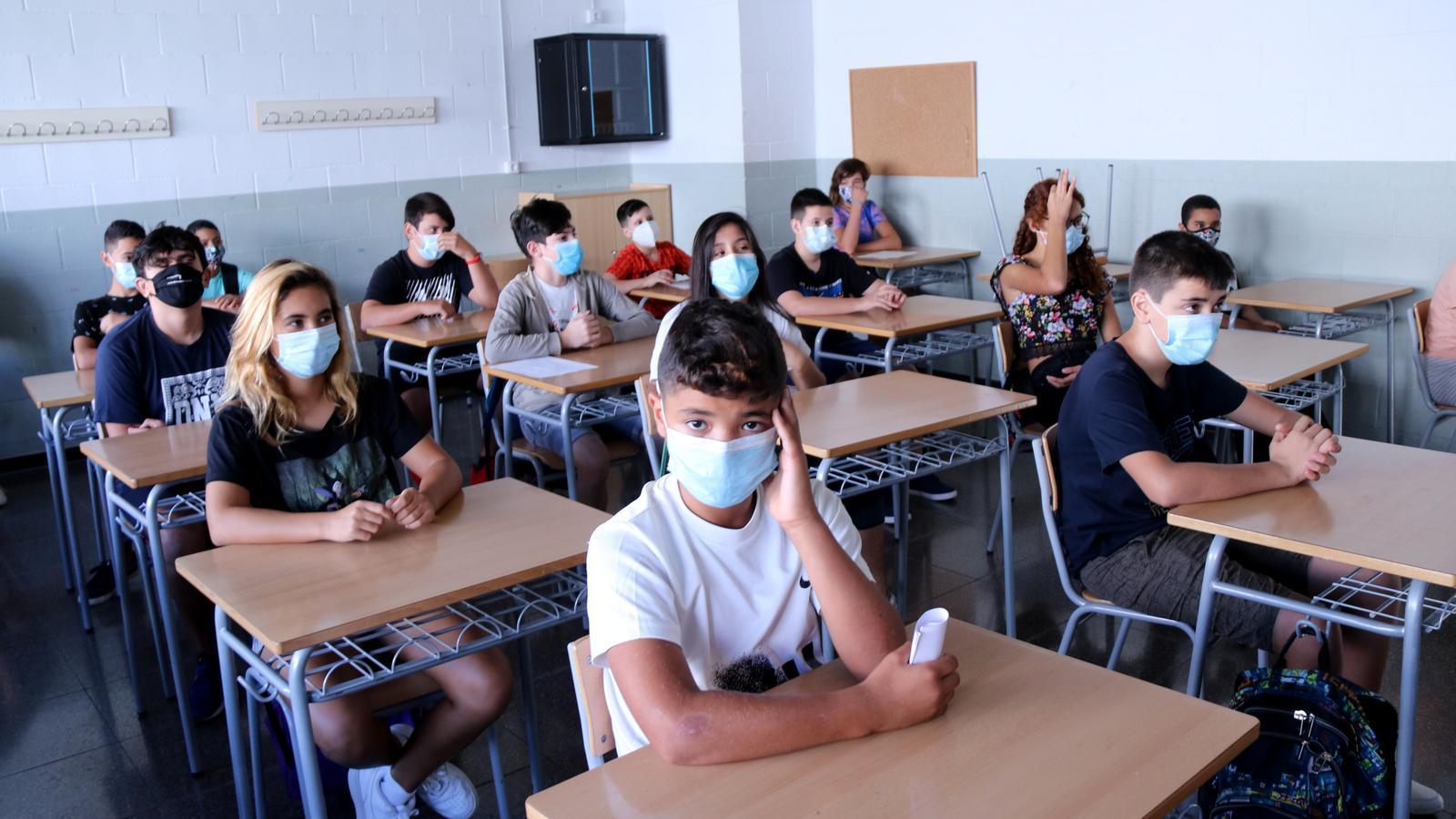 Els docents hauran de vigilar que els alumnes d'ESO es prenguin bé les automostres