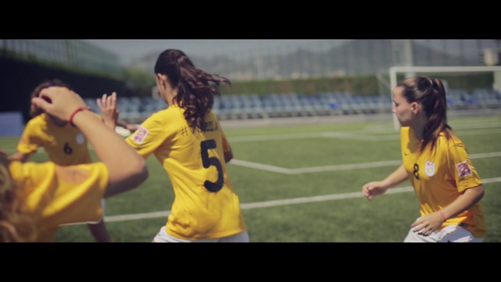 #Orgulloses, l'anunci de la Federació Catalana de Futbol