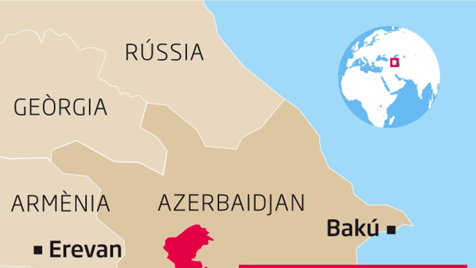 Els combats entre Armènia i l'Azerbaidjan s'intensifiquen perillosament