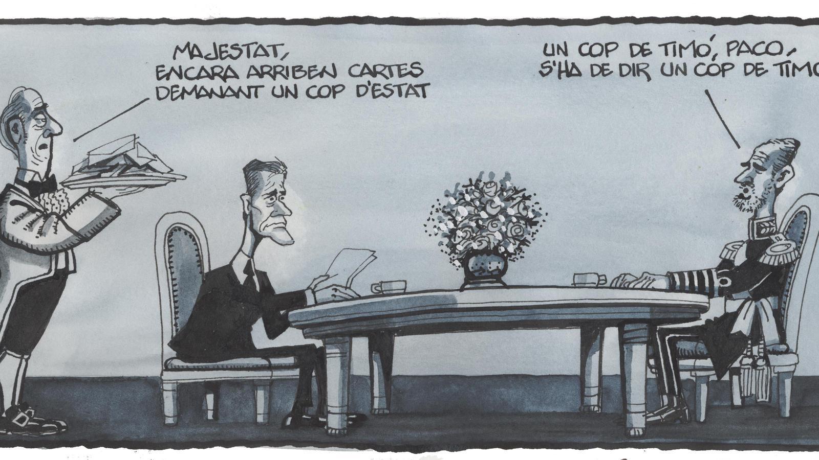 'A la contra', per Ferreres 20/01/2021