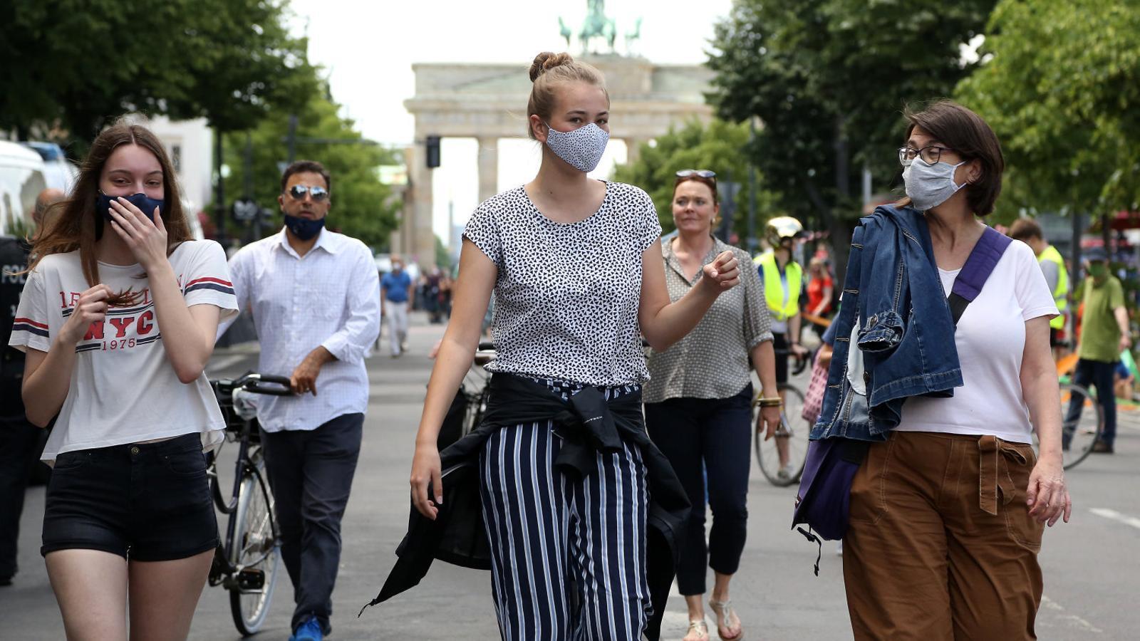 Alemanya, el lideratge tranquil