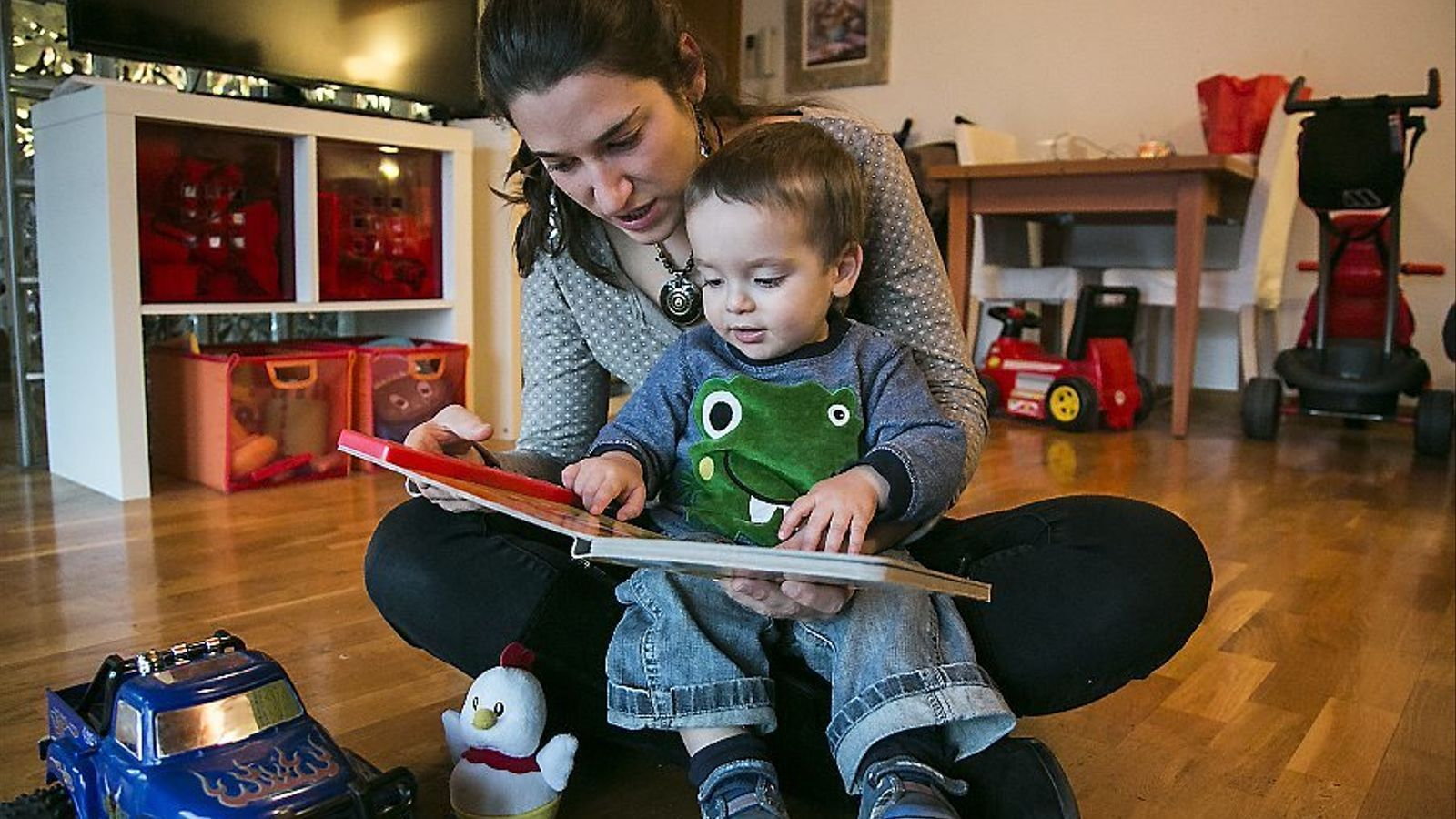 La nova deducció la poden sol·licitar les mares treballadores que porten els fills a la llar d'infants