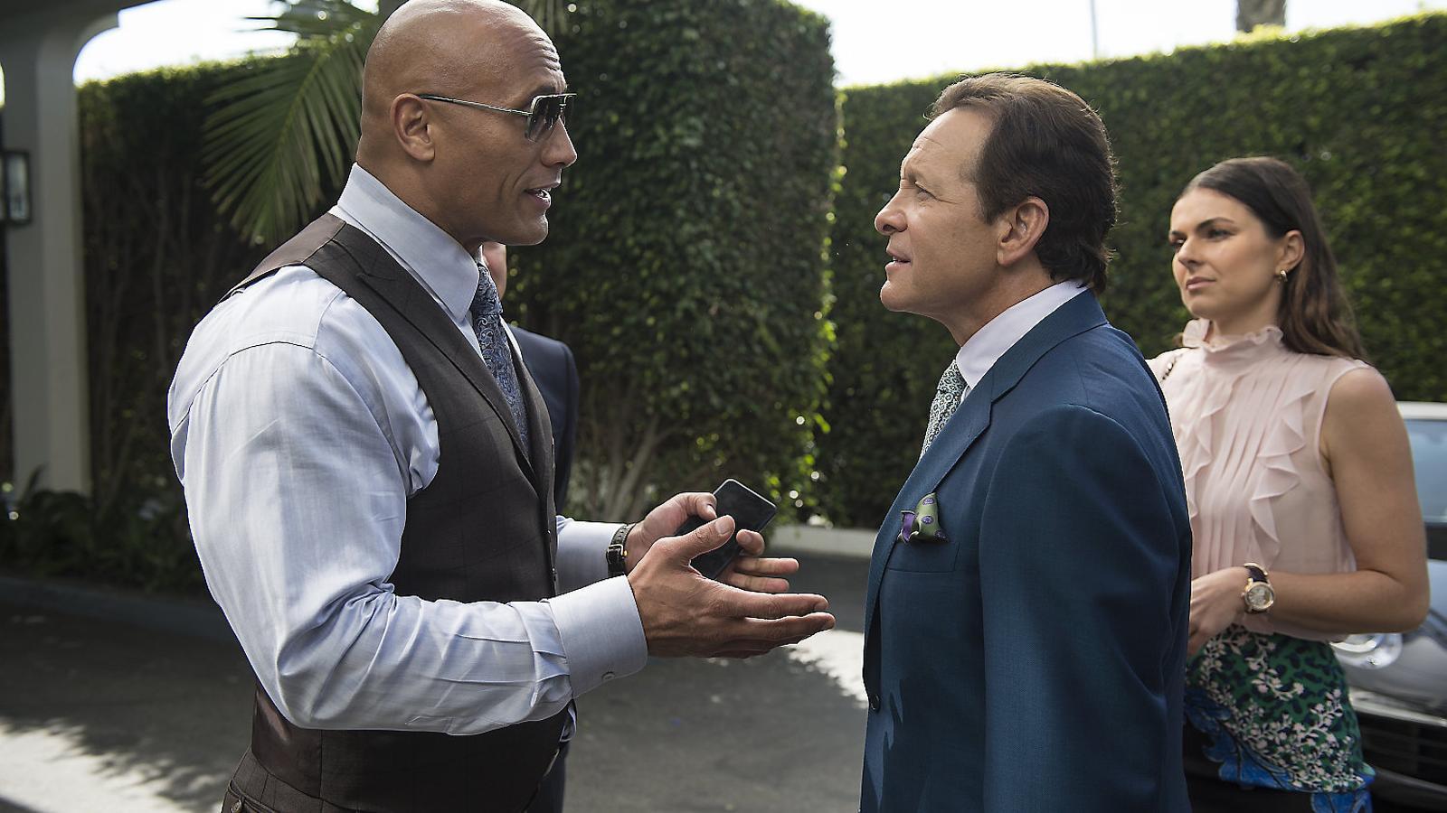 La tercera temporada de 'Ballers' arriba a Movistar+ i la HBO