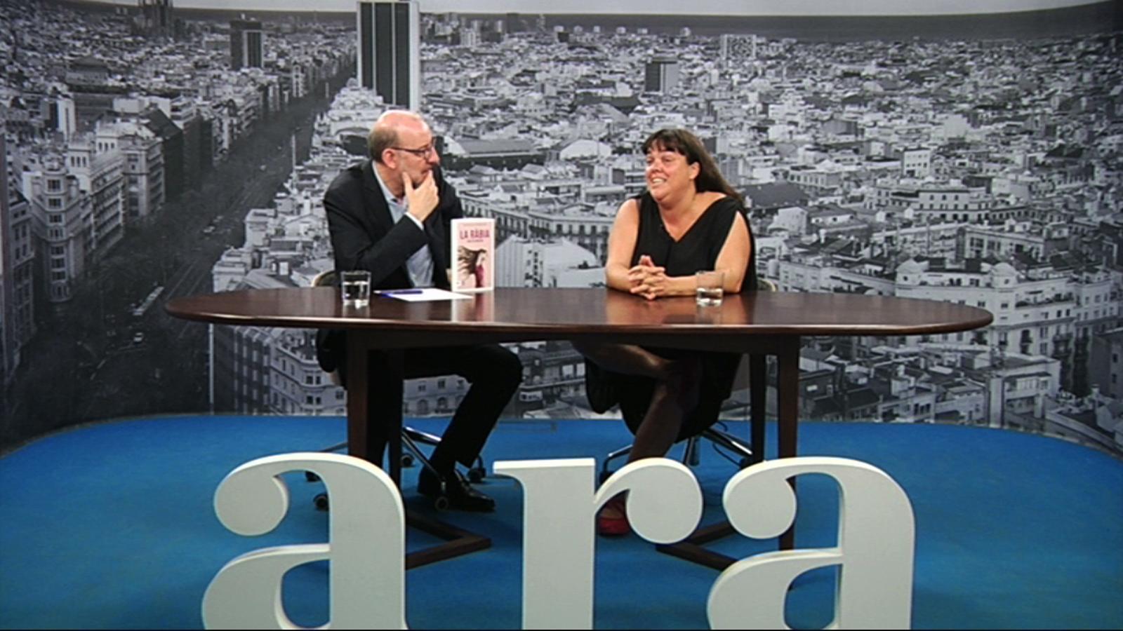 Entrevista d'Antoni Bassas a Lolita Bosch