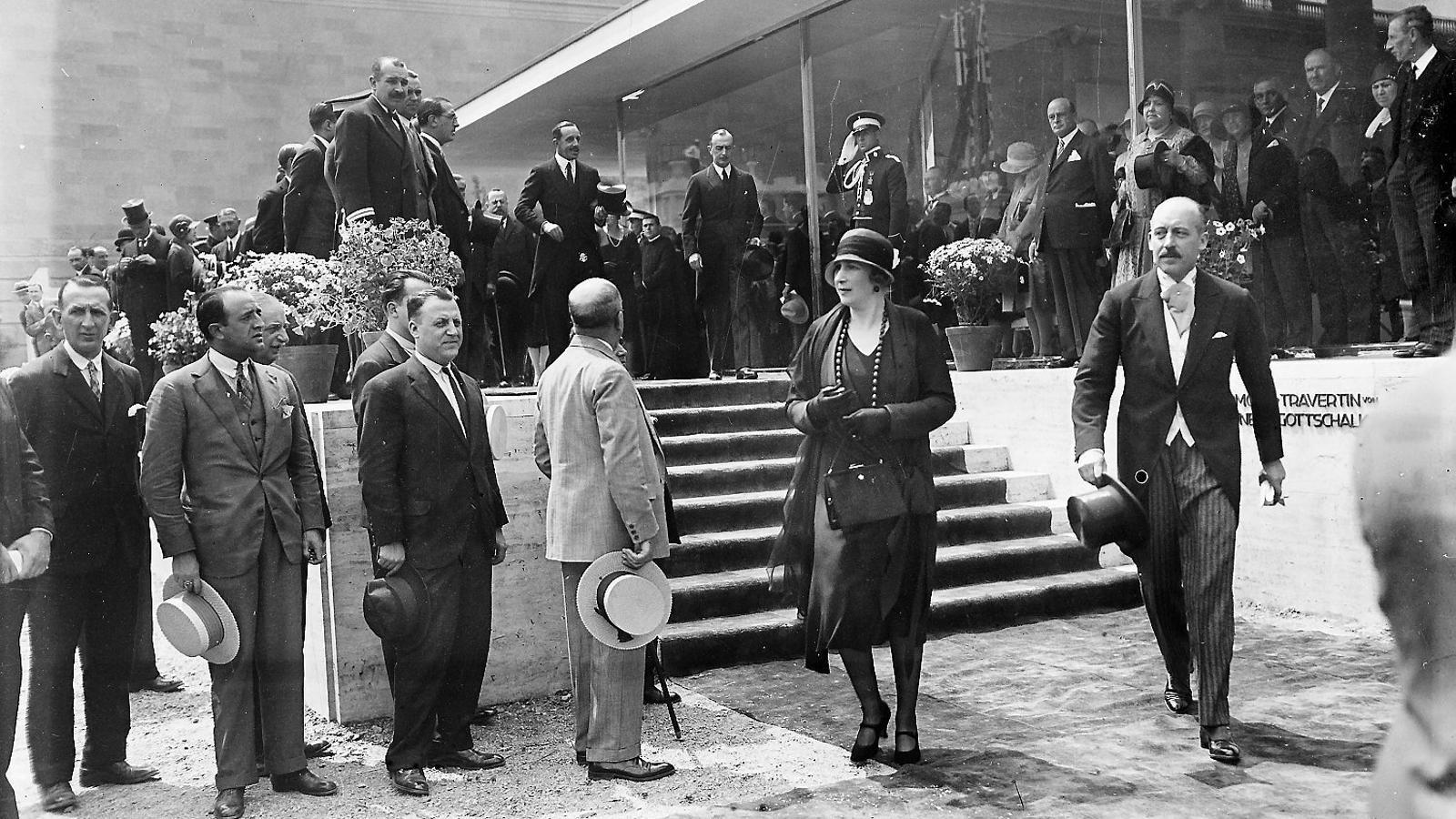 Quan la Bauhaus va viure el seu moment daurat a Barcelona