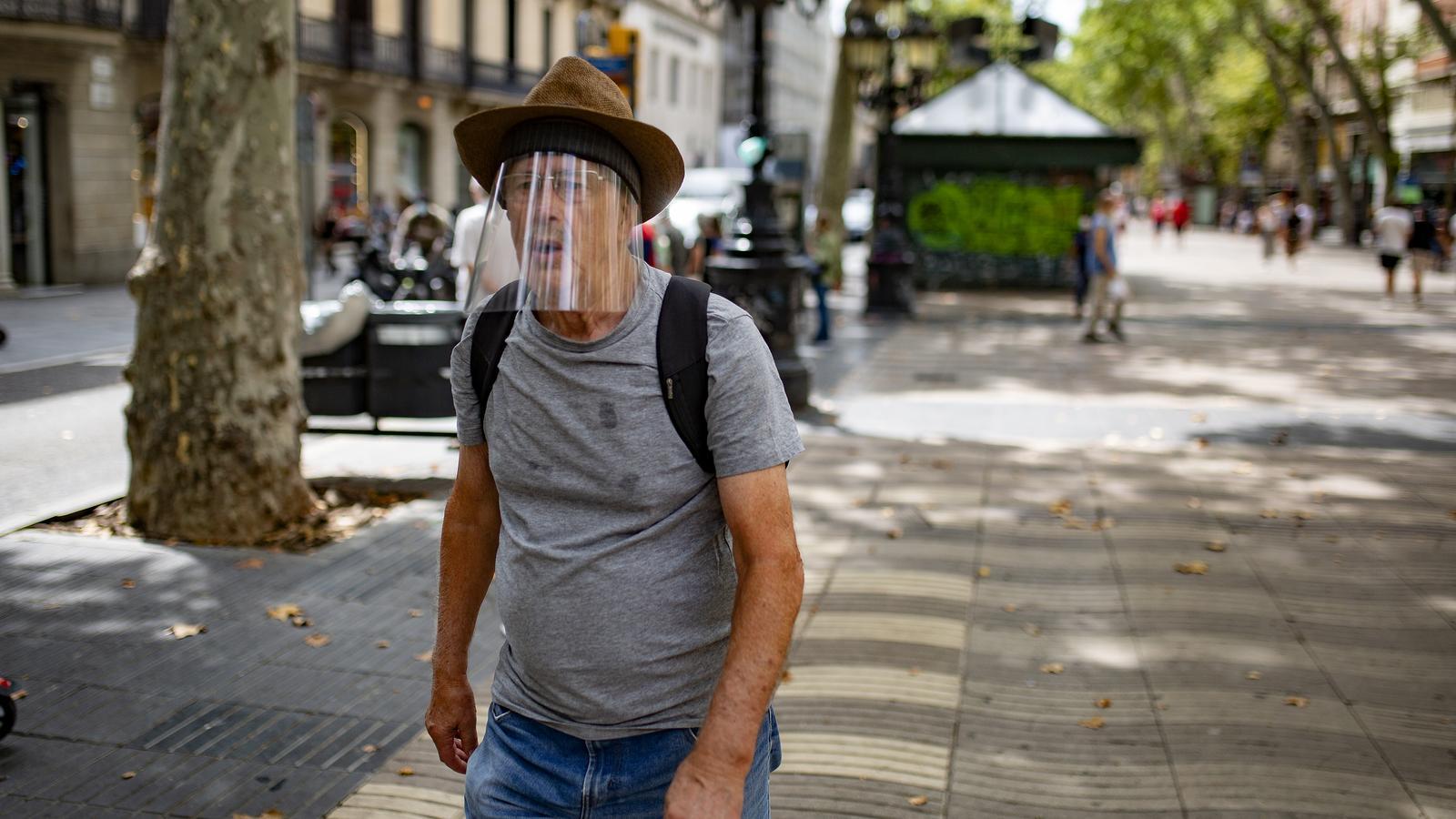 El Govern demana no sortir de casa a Barcelona i altres municipis