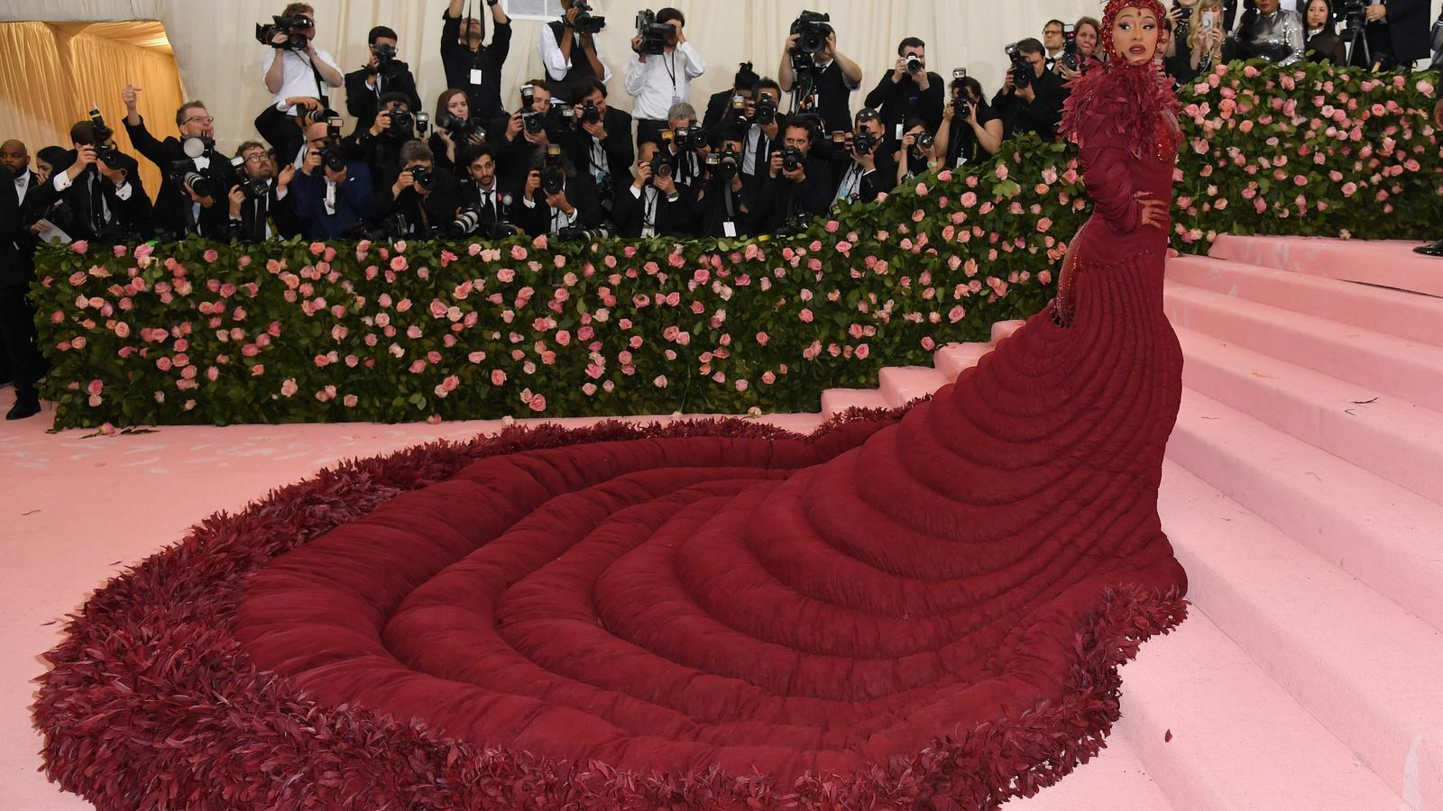 La catifa vermella de la gala del Met del 2019, pura extravagància