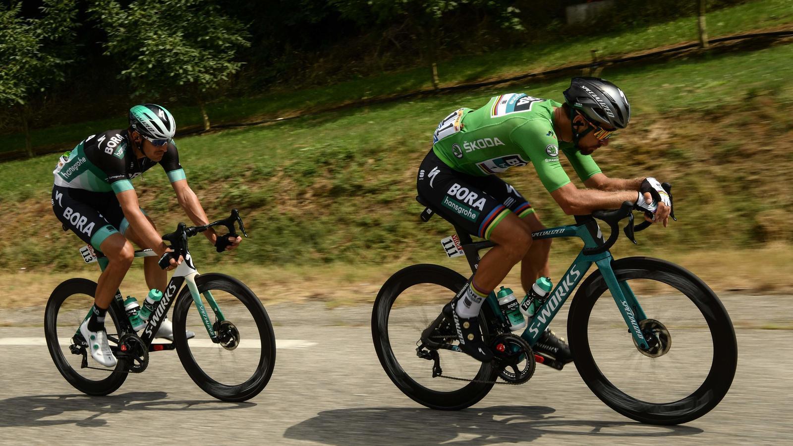 Peter Sagan aconsegueix el seu triplet al Tour