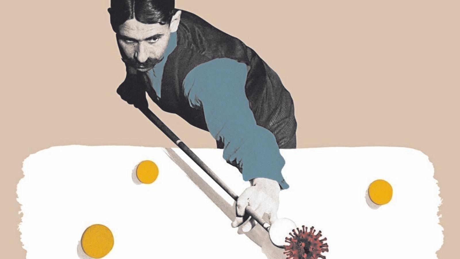 Il·lustració de Mari Fouz