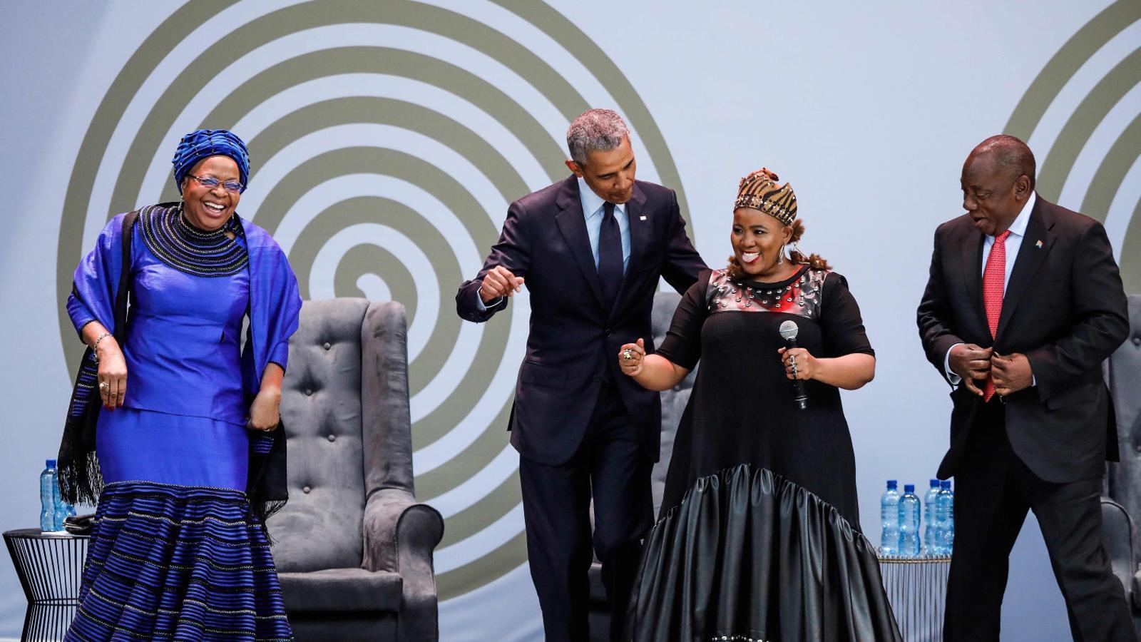 Sud-àfrica   Reinventa el llegat de Nelson Mandela