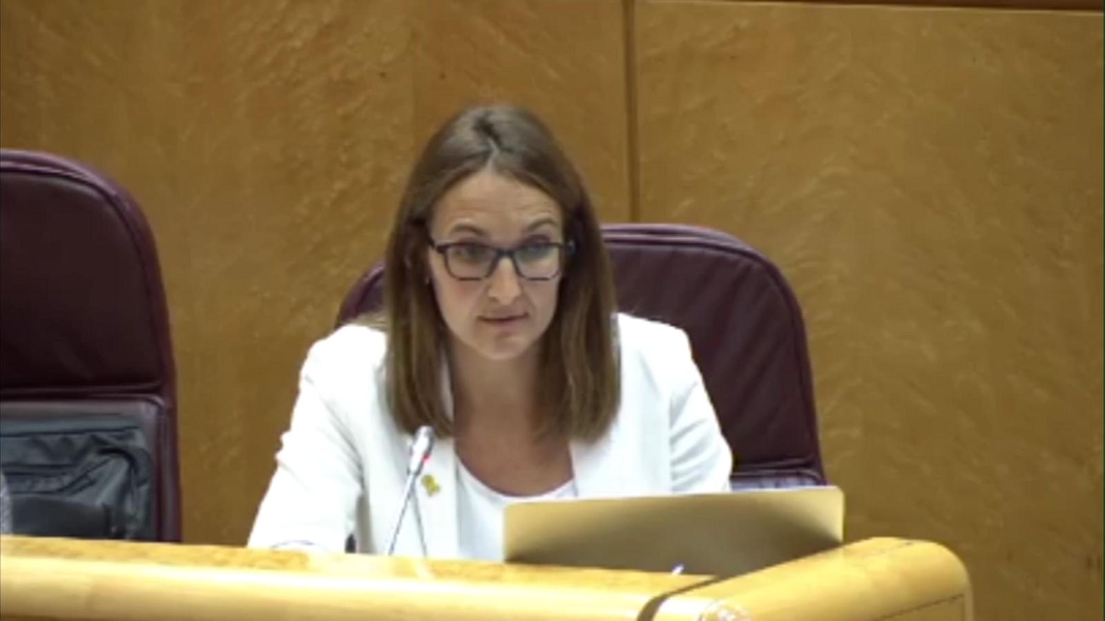 Intervenció d'Elisenda Pérez