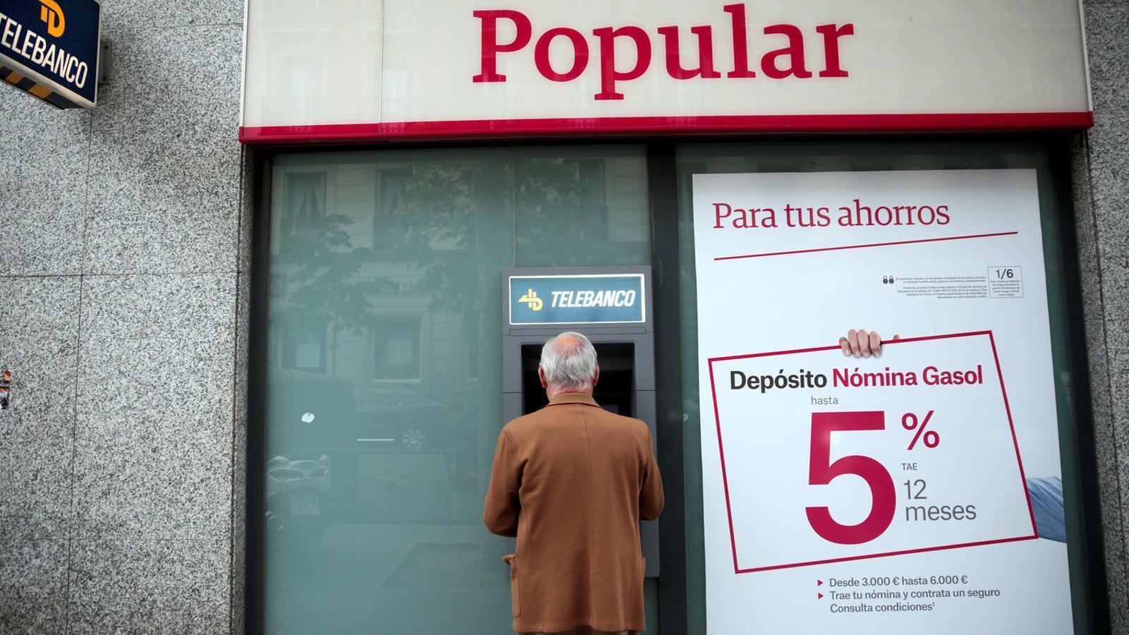 La decisió de la CNMV podria ajudar els particulars que s'han querellat contra el banc