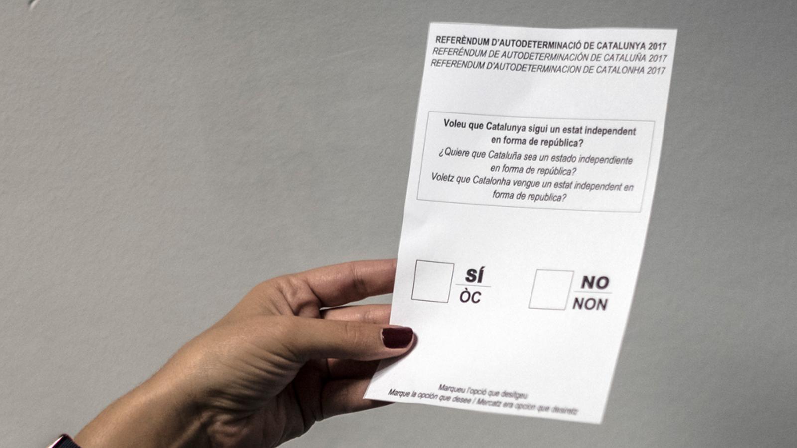 """L'anàlisi d'Antoni Bassas: 'El referèndum serà """"com sempre"""" en una cosa: nosaltres'"""