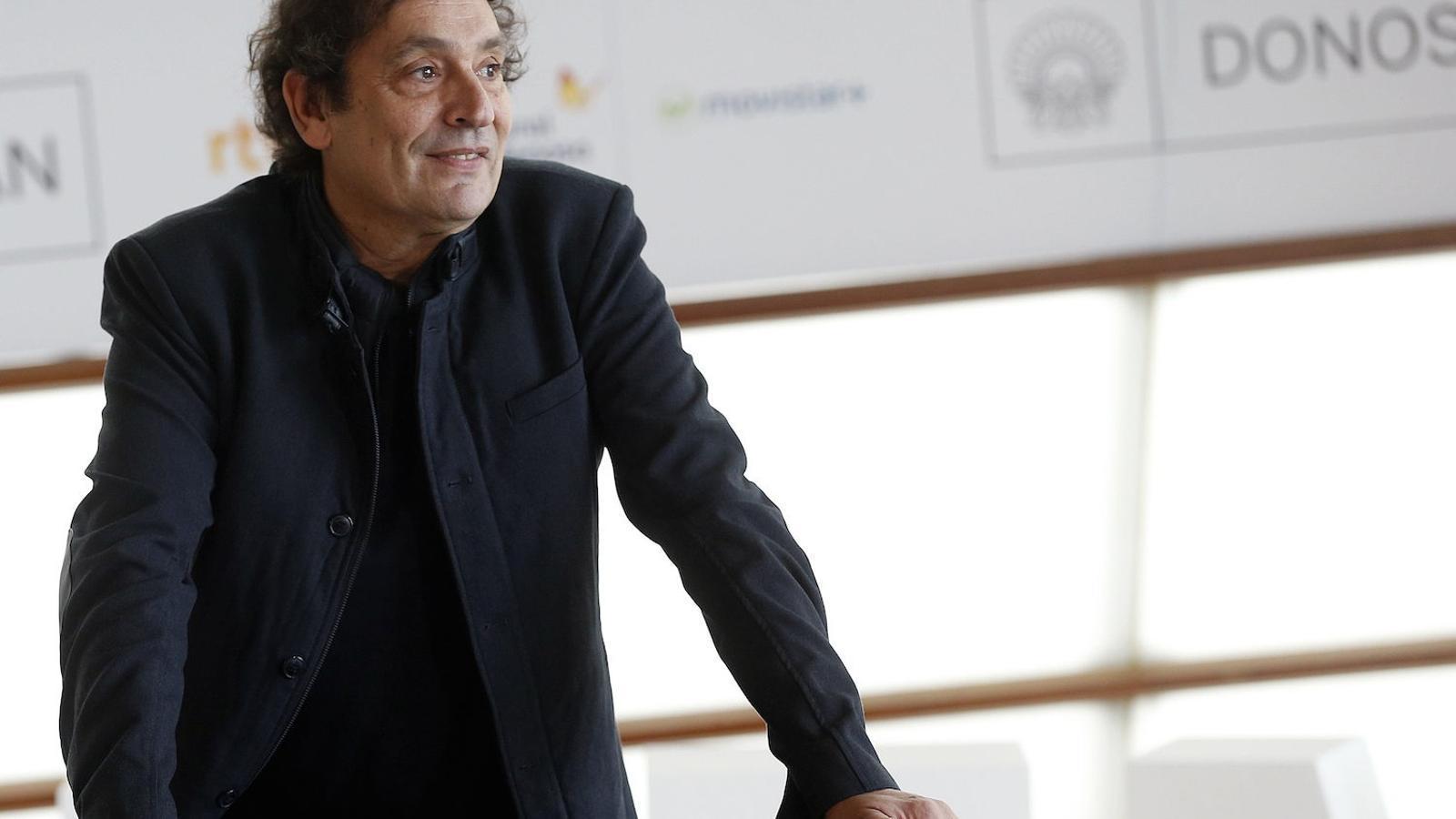 """Agustí Villaronga: """"És important mostrar com és el sexe dels pobres"""""""