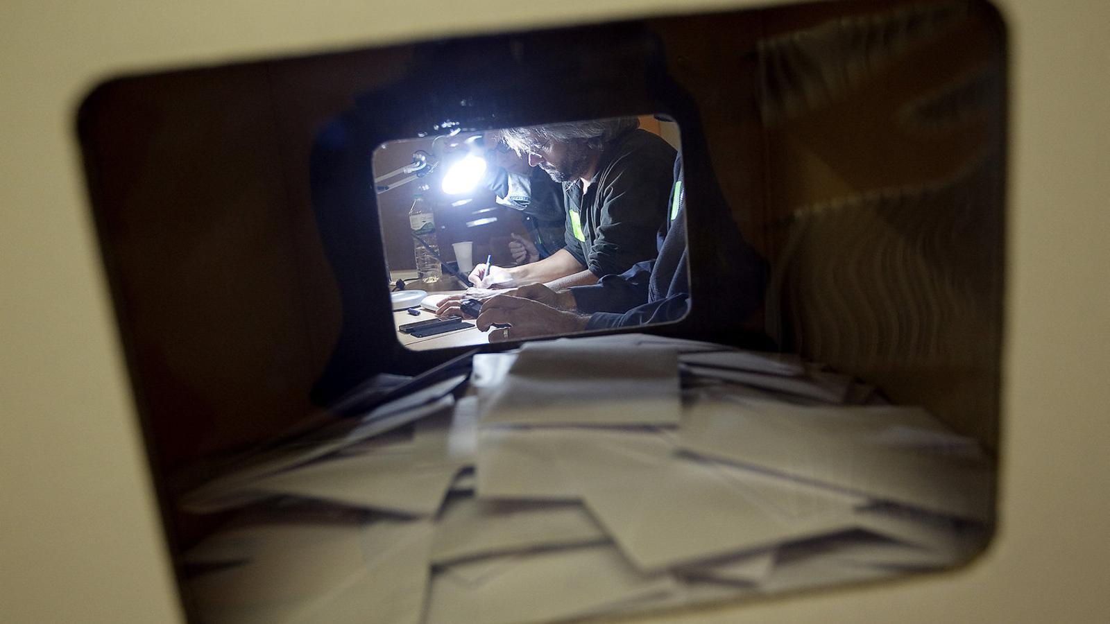 La fiscalia acusa els membres de la Sindicatura Electoral de l'1-O de delictes que comporten presó